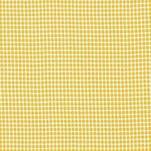 Schumacher Zipster Yellow Fabric