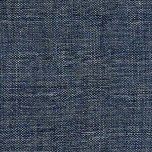 Schumacher Auden Navy Fabric
