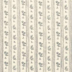 Schumacher Cabanon Stripe Gris 175961 Fabric