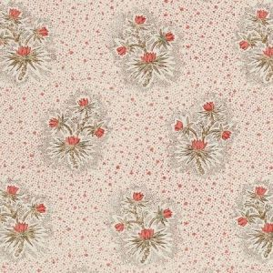 Schumacher Cassis Floral Rouge 175970 Fabric