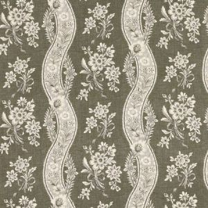 Schumacher Le Castellet Brun 175983 Fabric