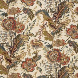 Schumacher Sandoway Vine Spice 174541 Fabric