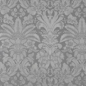 Schumacher Colette Charcoal 69143 Fabric