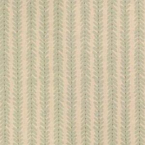 Schumacher Woodperry Aqua WOOD003 Fabric