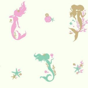 LK8311 Mermaids York Wallpaper