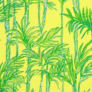 Lee Jofa Big Bam Lilly Yellow P2016100-453 Wallpaper