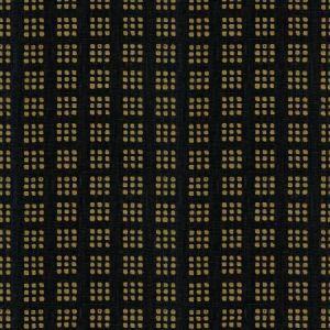 Groundworks Paradox Black Gold GWF-3533-840 Fabric