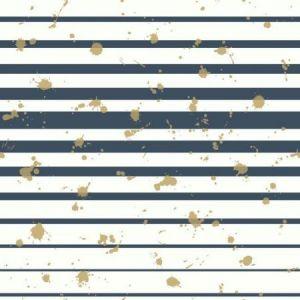 York WI0180 Splatter Stripe Wallpapers
