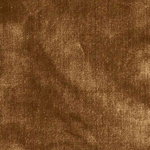 Schumacher Venetian Silk Velvet Umber 62734 Fabric