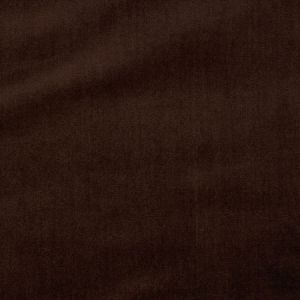 Schumacher Venetian Silk Velvet Espresso 70424 Fabric