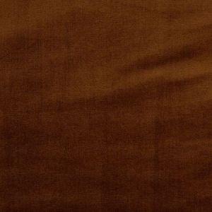 Schumacher Venetian Silk Velvet Russet 70441 Fabric