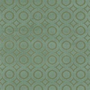 Schumacher Deco Velvet Blue Haze 55193 Fabric
