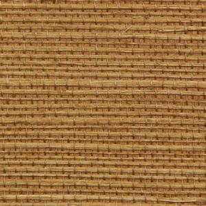 Astek ED158 Grasscloth Burnt Orange Wallpaper