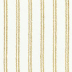 Schumacher Paloma Embroidery Gilt 68792 Fabric