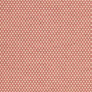 Schumacher Losange Boucle' Cranberry 94850 Fabric