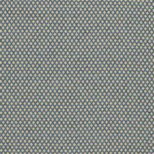 Schumacher Losange Boucle' Prussian 94851 Fabric