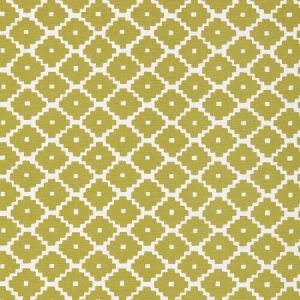 Schumacher Ziggurat Chartreuse 174483 Fabric