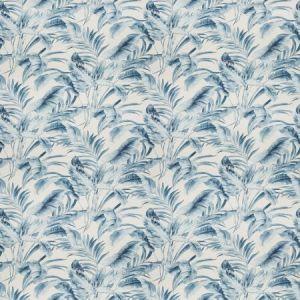 Vervain Veroni Blue Fabric