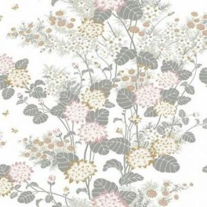 FB1410 Chinese Floral York Wallpaper