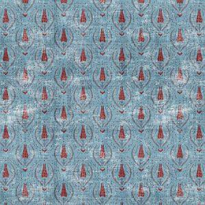 N4 1021BY1 BYZANTINE Jewel Blue Scalamandre Fabric
