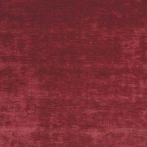 7350724 EPICURE LINEN VELVET Beetroot Stroheim Fabric