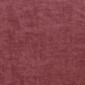 7350723 EPICURE LINEN VELVET Berry Stroheim Fabric