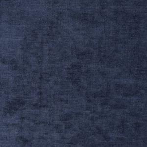 7350736 EPICURE LINEN VELVET Blueberry Stroheim Fabric