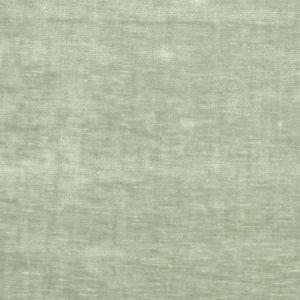 7350742 EPICURE LINEN VELVET Celadon Stroheim Fabric