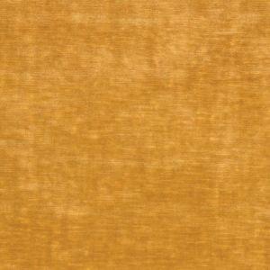 7350711 EPICURE LINEN VELVET Honey Stroheim Fabric