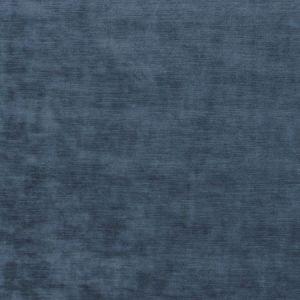 7350737 EPICURE LINEN VELVET Lagoon Stroheim Fabric