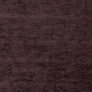7350727 EPICURE LINEN VELVET Plum Stroheim Fabric