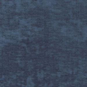 7350735 EPICURE LINEN VELVET Prussian Stroheim Fabric