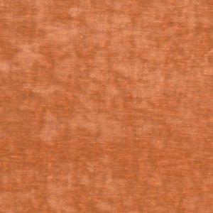 7350716 EPICURE LINEN VELVET Salmon Stroheim Fabric