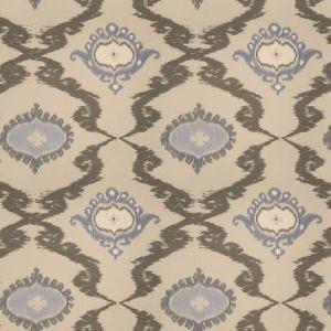 7623801 PAVAN Embroidery Bluedream 03 Stroheim Fabric