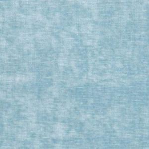 7350740 EPICURE LINEN VELVET Sky Stroheim Fabric