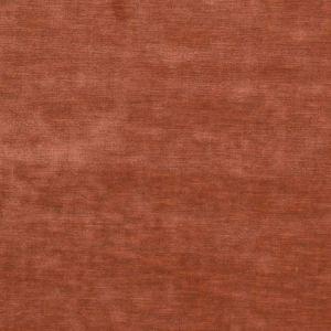 7350718 EPICURE LINEN VELVET Vermilion Stroheim Fabric