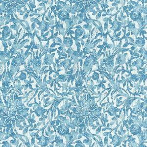 SC 0003271 BALI FLORAL Caribe Scalamandre Fabric