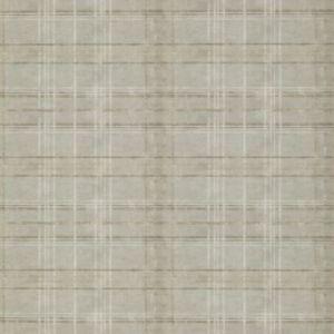 FG086-A15 Shetland Plaid Woodsmoke Mulberry Home Wallpaper