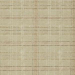 FG086-N102 Shetland Plaid Sand Mulberry Home Wallpaper