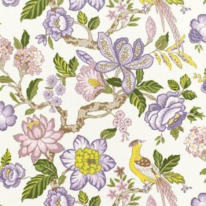 175563 HUNTINGTON GARDENS Lavender Schumacher Fabric