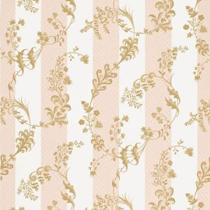 175592 BAGATELLE Blush Schumacher Fabric