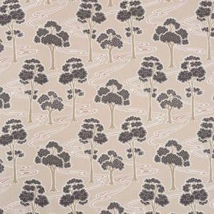 176740 TREE RIVER Blush Schumacher Fabric