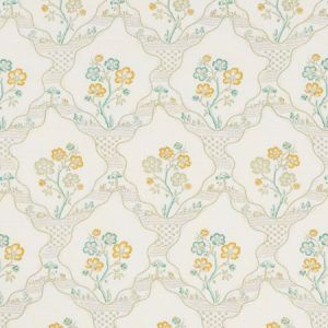176852 MARELLA Leaf Schumacher Fabric