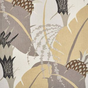 177542 ANANAS Neutral Schumacher Fabric