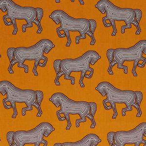 178010 FAUBOURG Orange Schumacher Fabric
