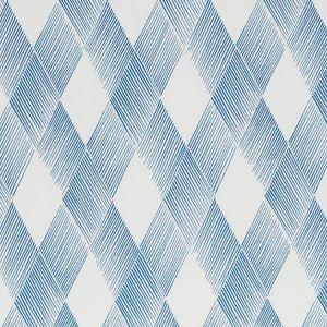 178042 FETLOCK Blue Schumacher Fabric