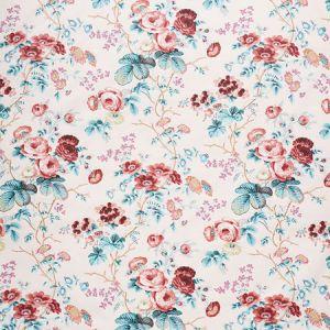 178152 SALISBURY CHINTZ Rose Schumacher Fabric