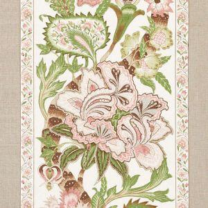 178521 ANJOU STRIPE Blush Schumacher Fabric