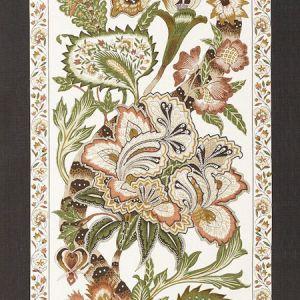 178522 ANJOU STRIPE Saffron Schumacher Fabric