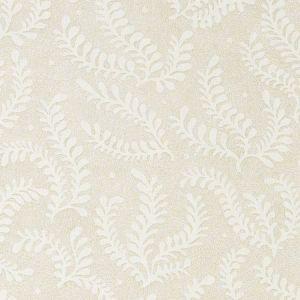 178530 ETCHED FERN Natural Schumacher Fabric